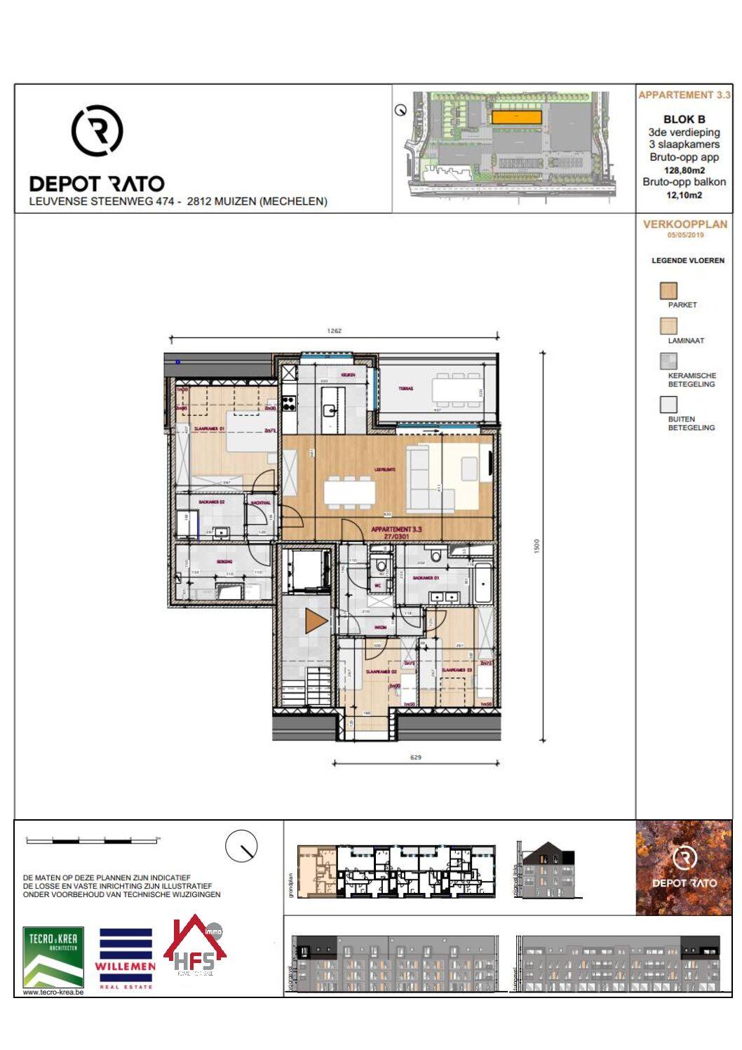 Depot Rato grondplan met titel app 3.3